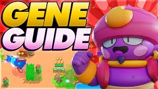 How to Play Gene - Advanced Gene Guide - Brawl Stars