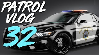 BODY CAM TRAFFIC STOP: UPSET DRIVER (Virtual Ride Along Ep 32)