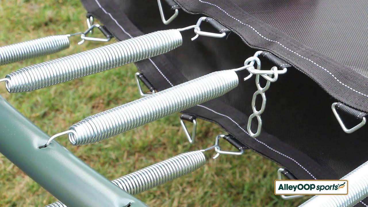 powerbounce spring jumpsport u0026 alleyoop sports trampolines - Trampoline Springs