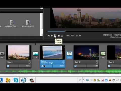 Cách tạo video clip nhanh nhất
