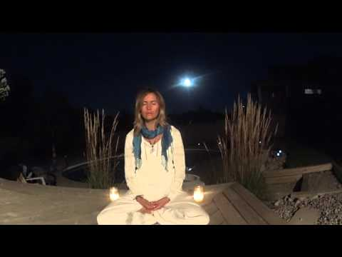 Chandra-Moon Meditation /Love2Live Yoga, Ayurveda and Meditation Centre