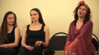 актеры самарской киношколы - 12 стульев - Эллочка Щукина