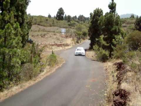 Rally Senderos de La Palma 2010