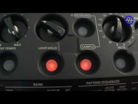 Korg microSampler Review Sonic LAB