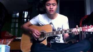 Chút nắng chút mưa-cover guitar (AJ)