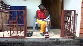 Kansiime Anne smoking Shisha for Swagg on miniBuzz