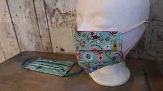 Gesichtsmaske für Kinder und Erwachsene