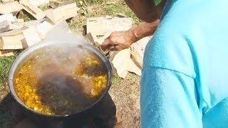 Суп из мяса изюбра. Дальневосточный рецепт. Краеведение 05/07/2014 GuberniaTV