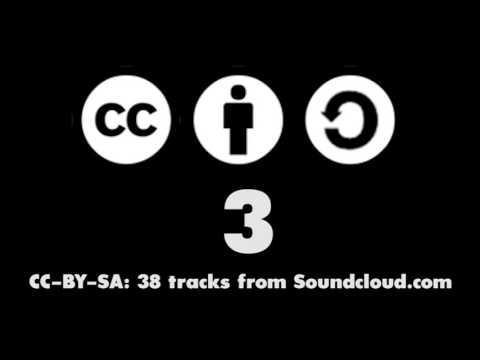CC-BY-SA: 38 tracks from Soundcloud.com