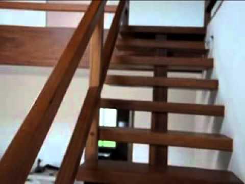 Escada De Madeira Wanderlei Youtube