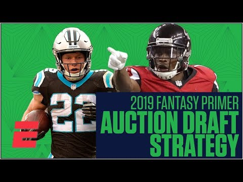 How To Prepare For A Fantasy Auction Draft | Fantasy Football Primer