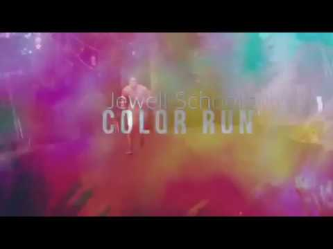 Jewell 2017 colour run commercial