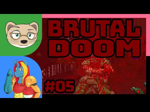 Brutal DOOM with IndieTimmie Part 5 — Sponsored by Cyrix™ — Yahweasel