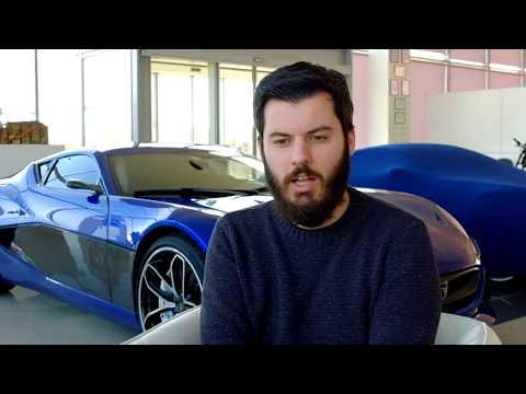 Exclusive! Mate Rimac talks Concept Two, future EVs...