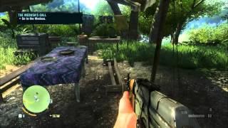 Far Cry 3 Gameplay PC HD 7730m High Settings