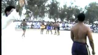 Talal Qudrat Butt Kabaddi Match Gujranwala Part 1