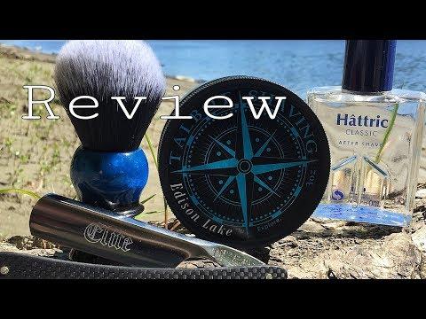 Talbot Shaving Edison Lake