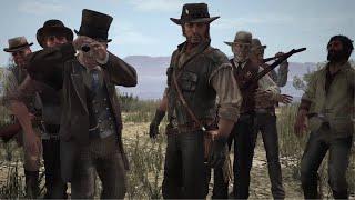 Red Dead Redemption I The assault on fort mercer I 2160p Ultra HD