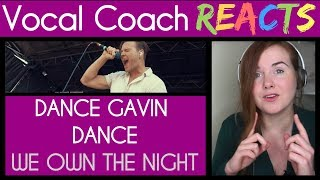 Vocal Coach reacts to Dance Gavin Dance - &quotWe Own The Night&quot LIVE! Warped Tour 20 ...