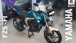 Yamaha FZS - FI v2.0    detailed  review   price   features   actual look !!!!