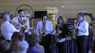 Seven Nation Army-Variations - Saxophonensemble der MS Nea