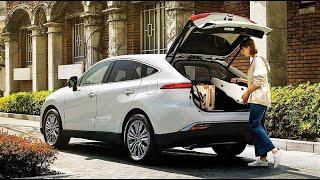 All New 2021 Toyota Venza Limi…