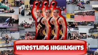 2019 Ultimate Wrestling Highlight Video