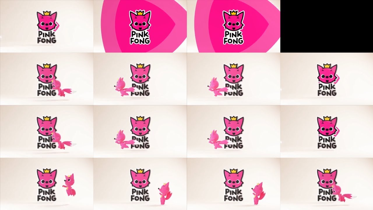 PinkFong Intro Over One Million Times