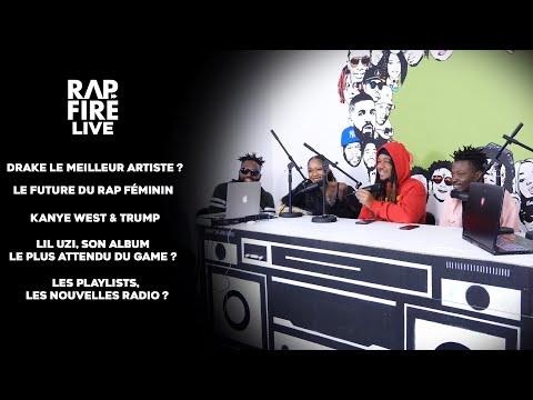 Drake meilleur artiste de tous les temps ? Lil Uzi attendu plus que jamais ? #RapFireLive