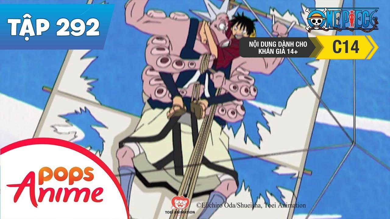 One Piece Tập 292 - Ngày Hội Mochi Maki. Cuộc Đua Lớn! Âm Mưu Của Buggy!- Phim Hoạt Hình Đảo Hải Tặc