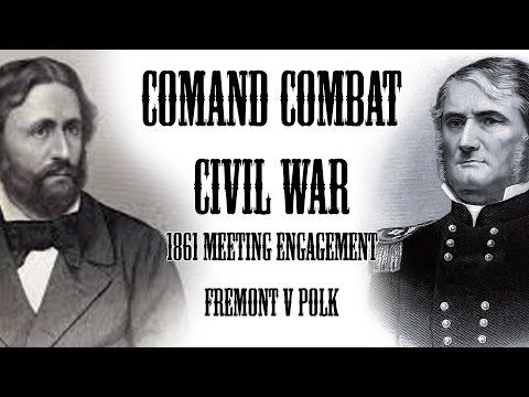 Command Combat: Civil War - Fremont v. Polk