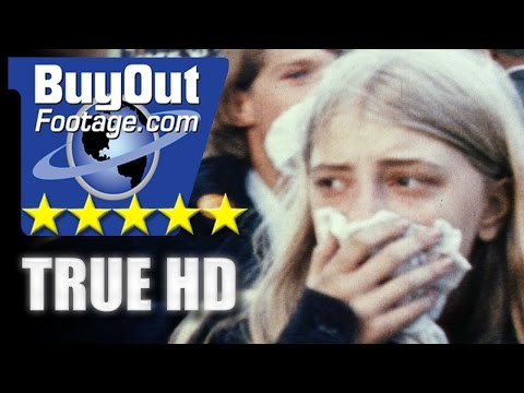 HD Historic Stock Footage VIETNAM WAR PROTESTS