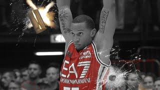 CURTIS JERRELLS - FX VERSION *** EA7 Emporio Armani Milano Highlights 13/14 ***