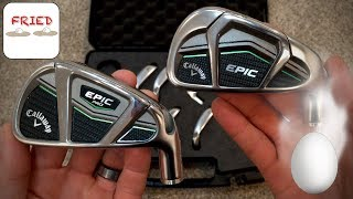 Callaway Epic / Epic Pro Irons