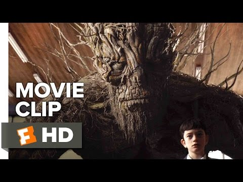 A Monster Calls Movie CLIP - Lunch Room (2016) - Liam Neeson Movie streaming vf