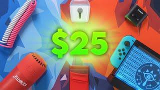 Cool Tech Under $25 - February