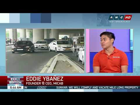 Taxi app to partner with 7,000 Metro Manila cabs this year
