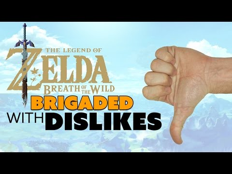Zelda: Breath of the Wild Accused of PAID REVIEWS and Brigaded - The Know Game News