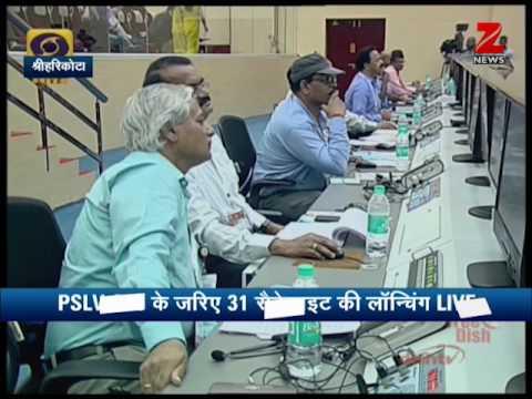 Watch Live: Launching of ISRO
