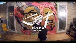 DOPA - JET ft. SAYKOJI (Official Video)