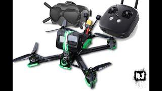 iFlight XL5 drone + GoPro HERO…