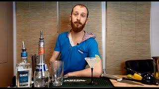 Gambar cover Коктейль Маргарита - классический рецепт в домашних условиях