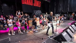 Danko Jones - Watch You Slide (ft. ResuKids, Live at Resurrection Fest 2015, Spain)