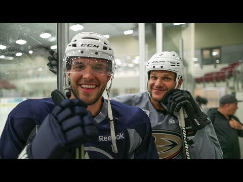 What do NHL'ers do in the off season?