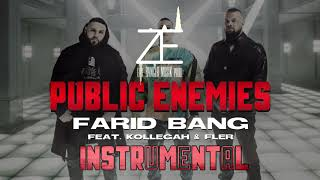 "FARID BANG feat. KOLLEGAH & FLER - ""PUBLIC ENEMIES"" [INSTRUMENTAL] | reprod. Zessons"