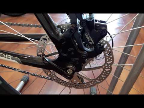 Обзор гибридного велосипеда Author Vertigo 2015