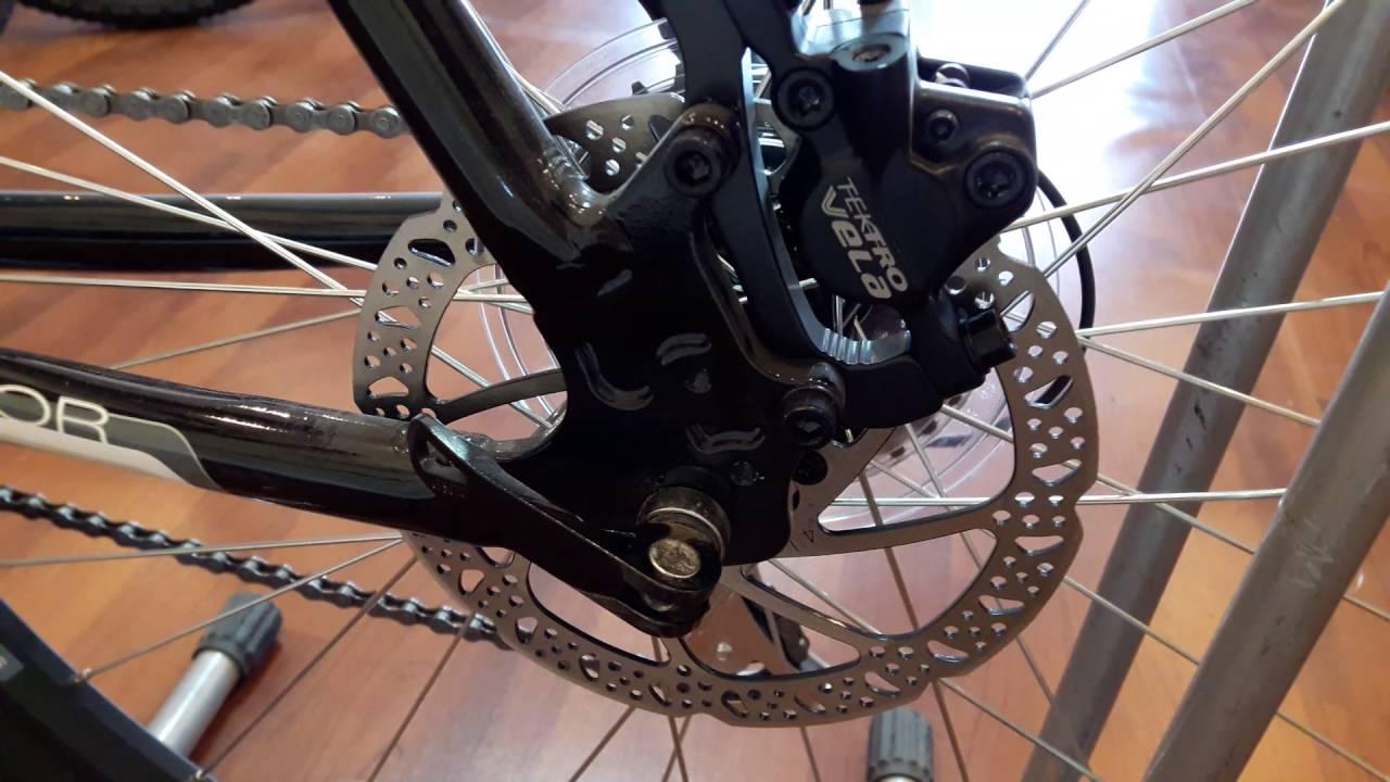 Обзор гибридного велосипеда Centurion Cross 5 Mdisc 2016 года .