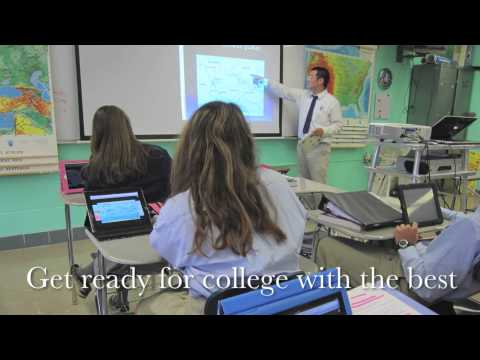 Immaculate High School Admissions Video