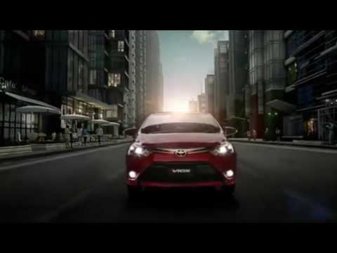 All New Toyota Vios 2013 โตโยต้า วีออส รุ่นใหม่