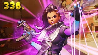 SOMBRA BTW.. | Overwatch Daily Moments Ep. 338 (Funny and Random Moments)